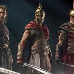Plot Assassin's Creed Odyssey: The legendary swords