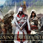Games with the longest timeline: Assassin's Creed