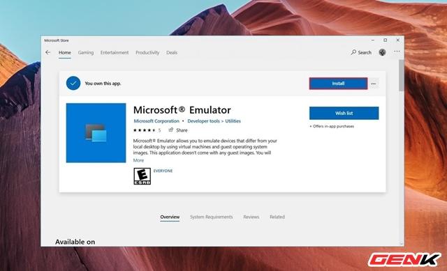 Cách dùng thử Windows 10X ngay trên Windows 10 mà không cần cài đặt