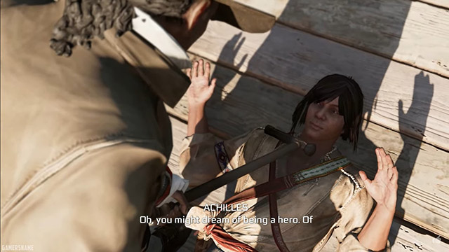 Assassin's Creed 3 Remastered - Sequence 5 Ratonhnhaké:ton