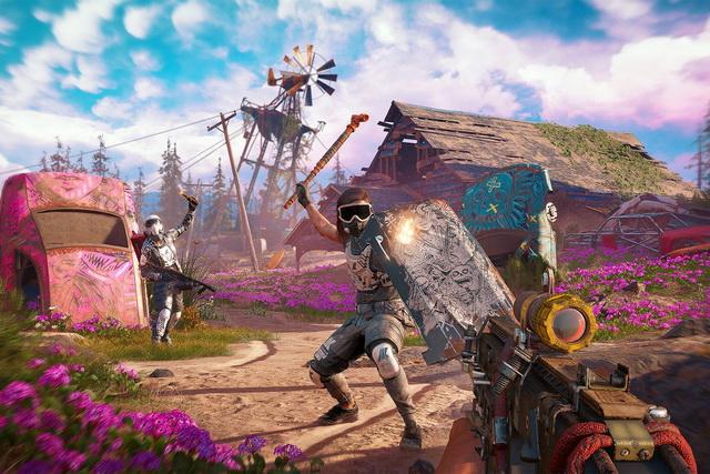 Far Cry: New Dawn - Không chỉ là FPS