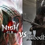 Dark Souls Clone: The difference between Nioh and Bloodborne