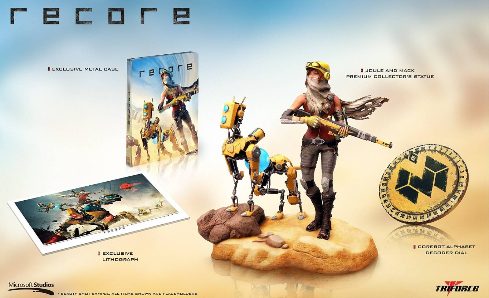ReCore Limited Collector's Edition