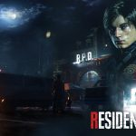 Raccoon City in Resident Evil 2 Remake