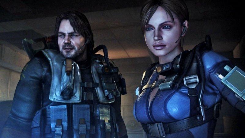 Cốt truyện và dòng thời gian Resident Evil: Con tàu chết chóc - Resident Evil: Revelations