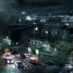 How was the Raccoon City Police Department in Resident Evil 2 created?