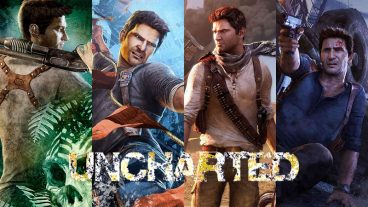 How did the Uncharted Series haunt players? 1