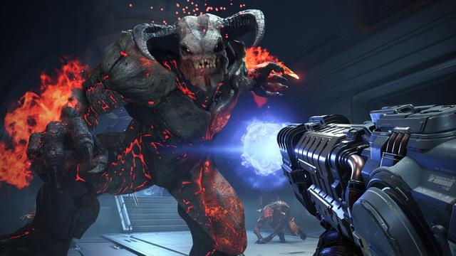 id Software thề chinh phục game thủ bằng phần chơi mạng của Doom Eternal