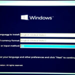 Instructions: How to install Windows 10 from USB Details