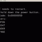 Fix: Error 0x0000005D When Installing Windows 10