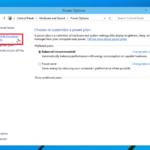 Add Hibernate to Start Menu in Windows 10